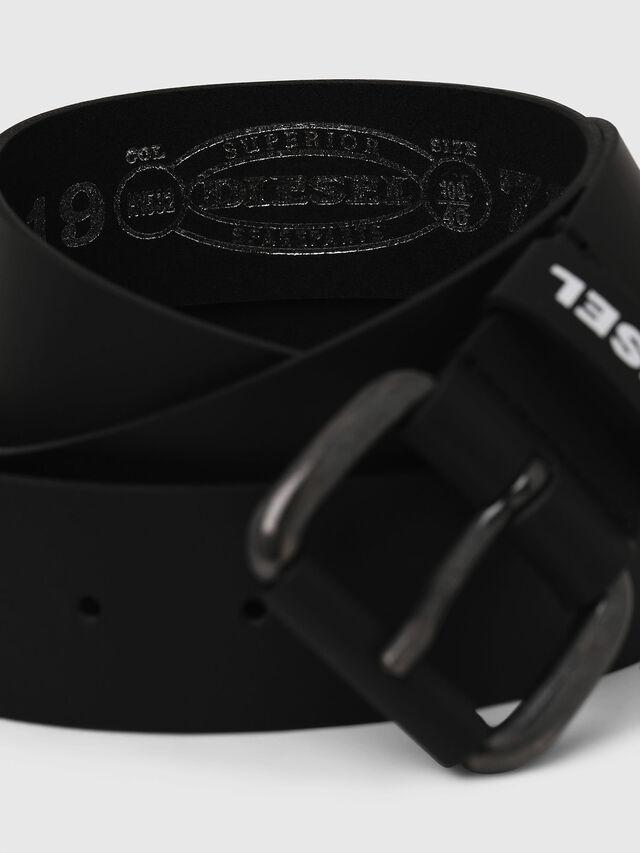 Diesel - B-CANDA, Nero - Cinture - Image 3