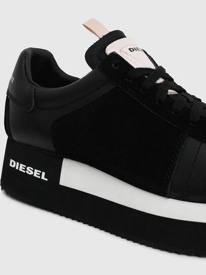 Diesel - S-PYAVE WEDGE, Nero - Sneakers - Image 4
