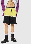 P-TOX-DEEP, Nero/Giallo - Shorts