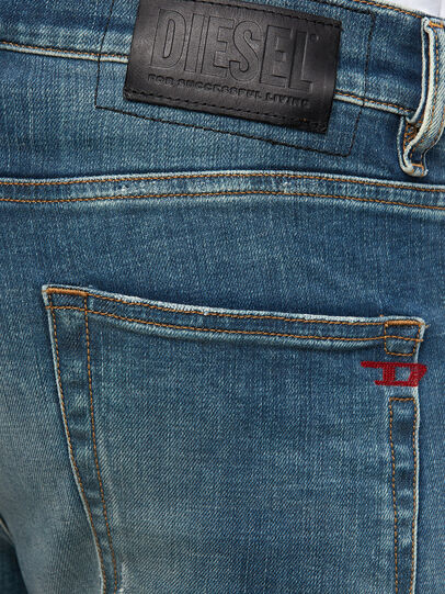 Diesel - D-Strukt 009IT, Blu medio - Jeans - Image 4