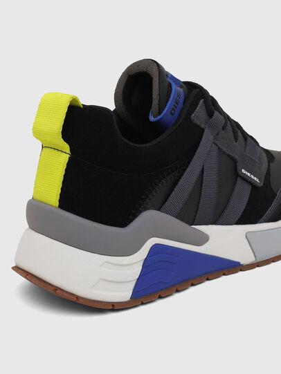 Diesel - S-BRENTHA WL, Nero - Sneakers - Image 5