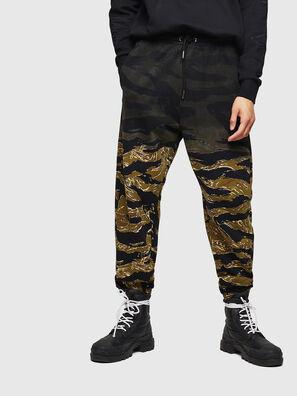 P-FREI-TIGERCAM, Verde Militare - Pantaloni
