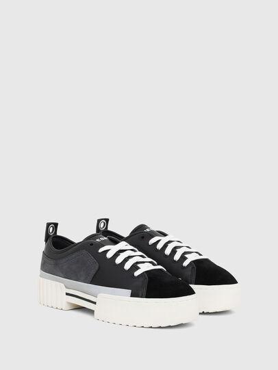 Diesel - S-MERLEY LOW, Nero - Sneakers - Image 2