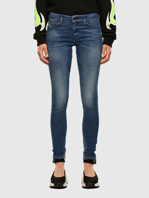 Slandy 009FF, Blu medio - Jeans