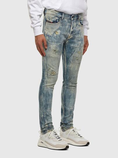 Diesel - Tepphar 009FM, Blu Chiaro - Jeans - Image 6