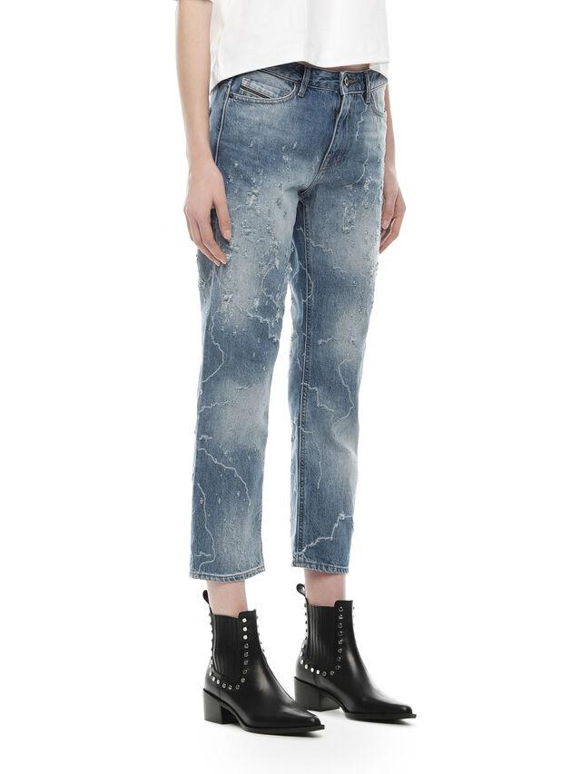 Diesel - TYPE-1820-23, Blu Jeans - Jeans - Image 3