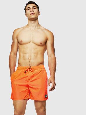 BMBX-CAYBAY, Arancione - Boxer da bagno