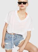 T-ELISY-A, Bianco - T-Shirts