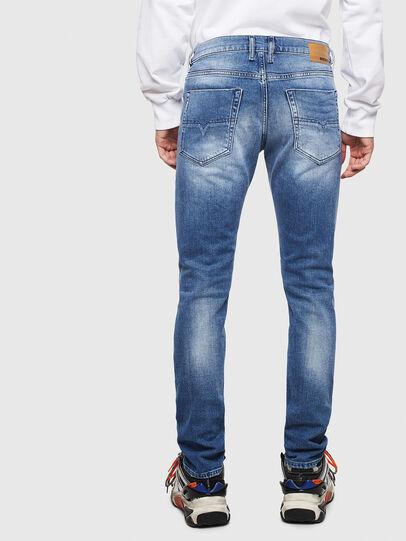 Diesel - Tepphar 0096D, Blu Chiaro - Jeans - Image 2