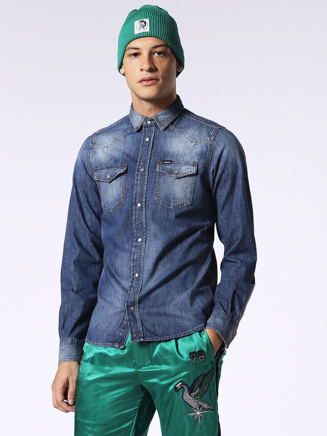 NEW-SONORA, Blu Jeans