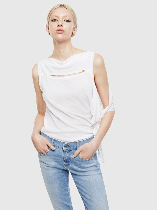T-TATY, Bianco - T-Shirts