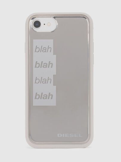 Diesel - BLAH BLAH BLAH IPHONE 8 PLUS/7 PLUS/6s PLUS/6 PLUS CASE, Bianco - Cover - Image 2