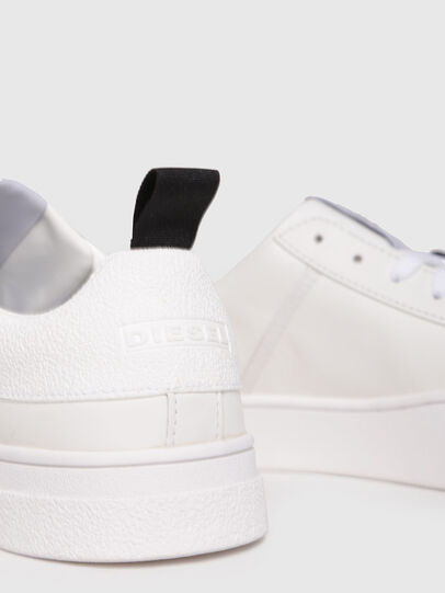 Diesel - S-CLEVER LOW, Bianco - Sneakers - Image 4
