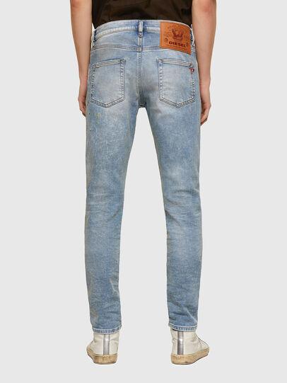 Diesel - D-Strukt JoggJeans® 069UU, Blu Chiaro - Jeans - Image 2