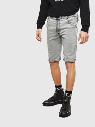 D-KROOSHORT JOGGJEANS, Blu Chiaro - Shorts