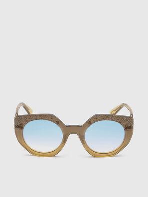 DL0258, Miele - Occhiali da sole