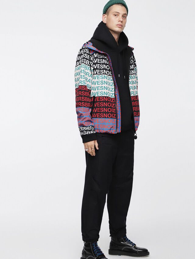Diesel - J-WALSH, Multicolor - Giacche - Image 4