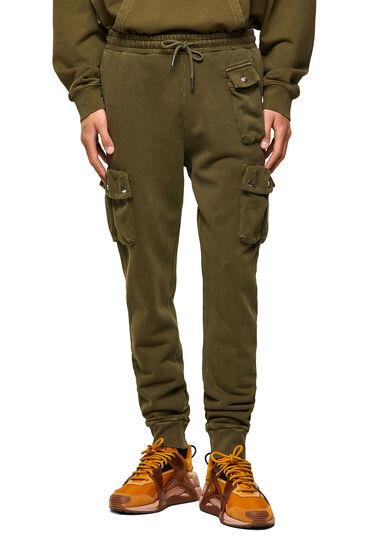 Pantaloni tuta con tasche cargo