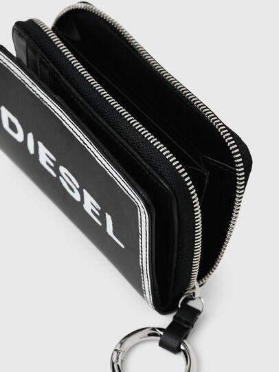 Diesel - BUSINESS II, Nero/Bianco - Portafogli Piccoli - Image 4