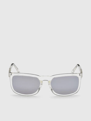 DL0262, Bianco - Occhiali da sole
