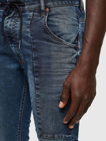 Diesel - Krooley JoggJeans® 069TX, Blu medio - Jeans - Image 3