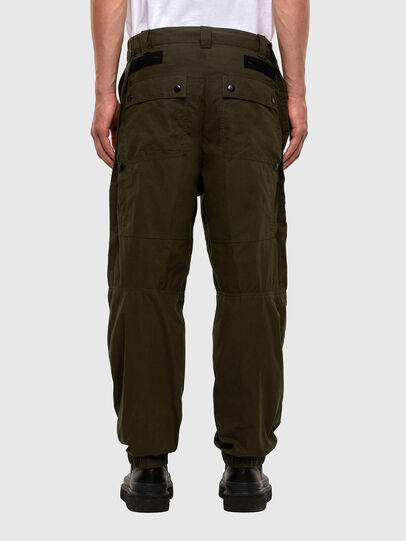 Diesel - P-JARROD, Verde Militare - Pantaloni - Image 2