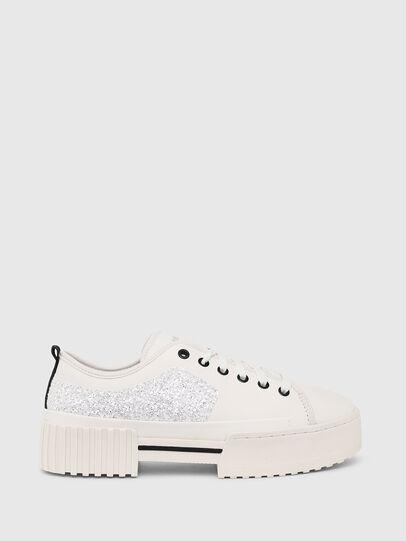 Diesel - S-MERLEY LOW, Bianco - Sneakers - Image 1