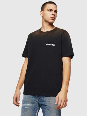 T-DIKEL, Nero - T-Shirts