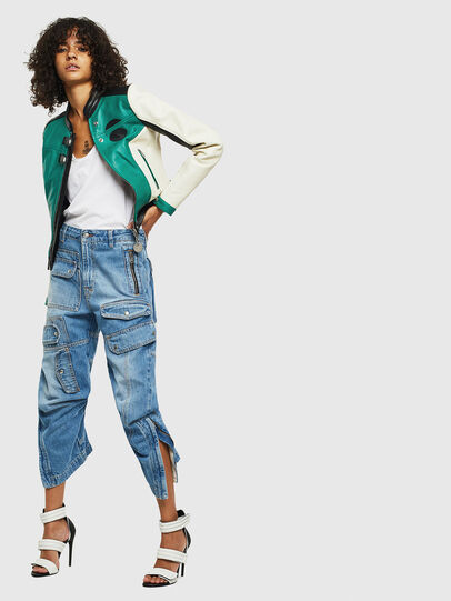 Diesel - DE-MIRY, Blu Jeans - Pantaloni - Image 8