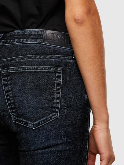 Diesel - D-Ollies JoggJeans® 069UH, Nero/Grigio scuro - Jeans - Image 4