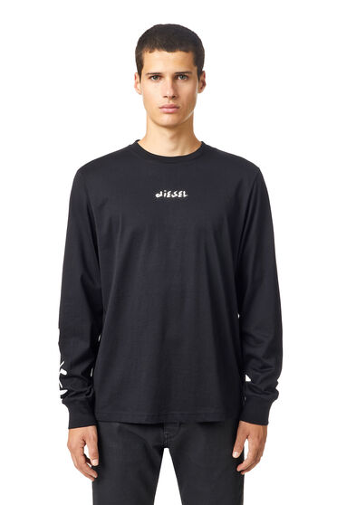 T-shirt con stampa Clean Galaxy