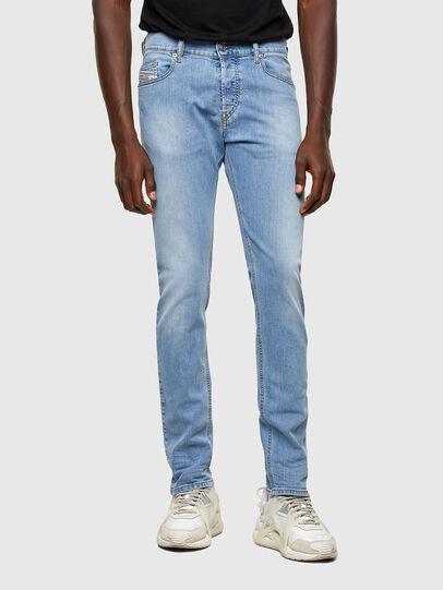 Diesel - D-Luster 009NX, Blu Chiaro - Jeans - Image 1