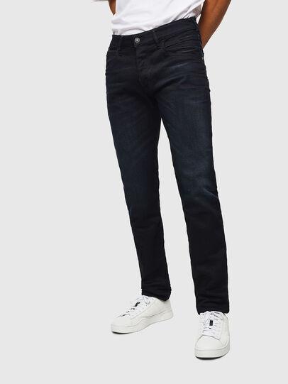Diesel - D-Bazer 084AY, Blu Scuro - Jeans - Image 1