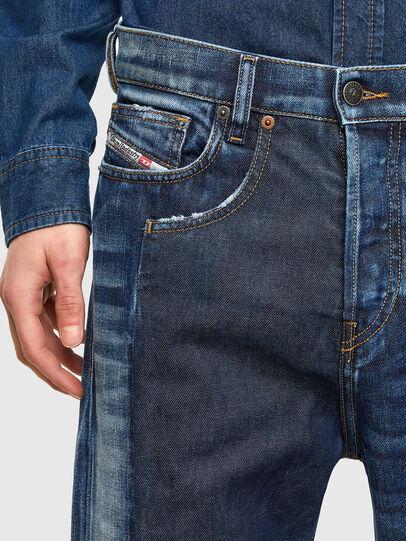 Diesel - D-Vider 009NJ, Blu medio - Jeans - Image 3