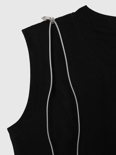 Diesel - TGARTH, Nero - T-shirts e Tops - Image 4