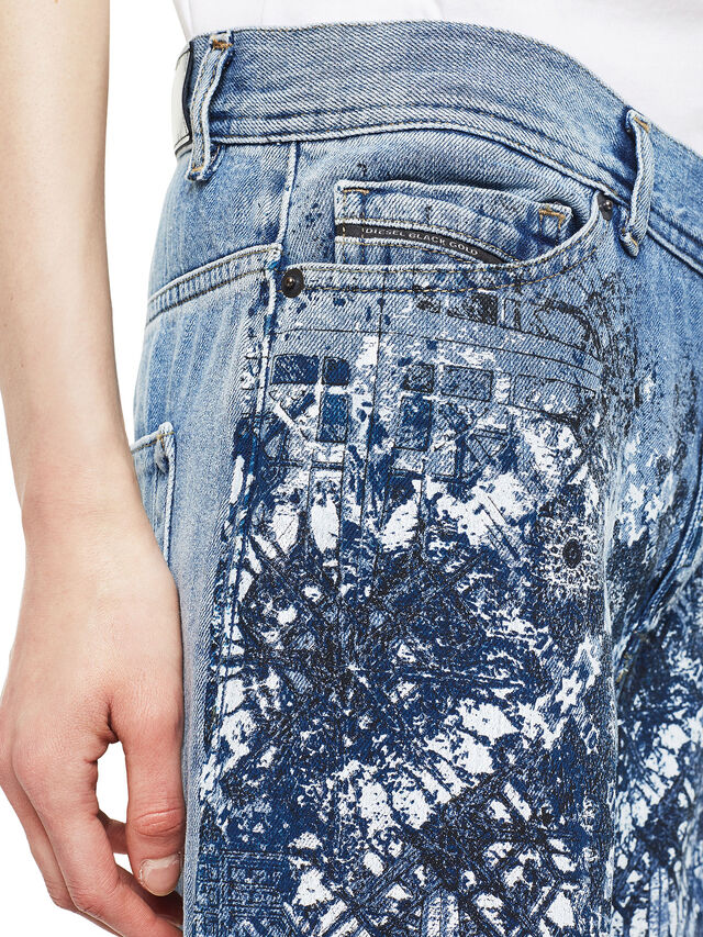 Diesel - TYPE-1908, Blu Jeans - Jeans - Image 5