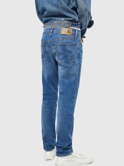 Diesel - Buster 083AX, Blu Chiaro - Jeans - Image 2
