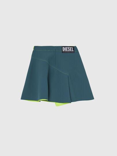 Diesel - S-SPRING, Verde Acqua - Shorts - Image 2