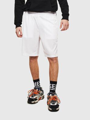 P-HITOSHI-S1, Bianco - Shorts