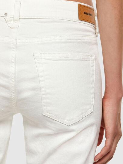 Diesel - D-Ebbey 069PA, Bianco - Jeans - Image 4