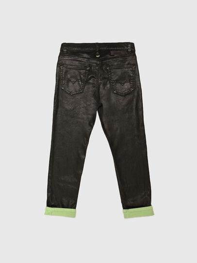 Diesel - MHARKY-J JOGGJEANS, Nero/Verde - Jeans - Image 2
