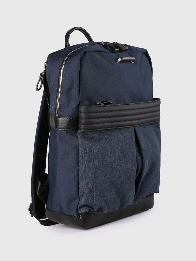 Diesel - M-PROOF BACK, Blu Jeans - Zaini - Image 3