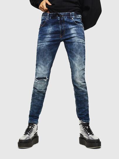 Diesel - Krailey JoggJeans 069AA, Blu Scuro - Jeans - Image 1