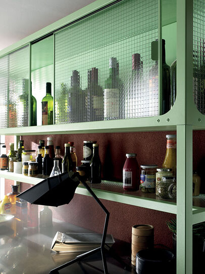Diesel - STRAIGHT COMPOSITION, Multicolor  - Kitchen - Image 3