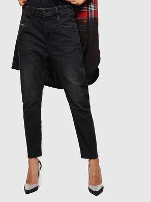 Fayza 069BG, Nero/Grigio scuro - Jeans