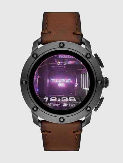 Diesel - DZT2032, Marrone - Smartwatches - Image 1