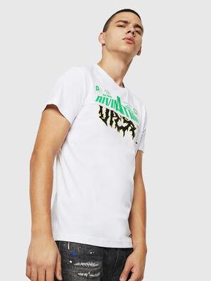 T-DIEGO-B12, Bianco - T-Shirts
