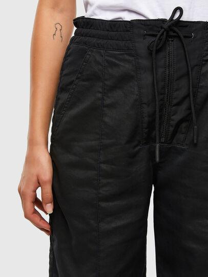 Diesel - D-Jaye JoggJeans 069PF, Nero/Grigio scuro - Jeans - Image 4