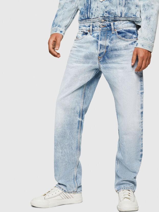 D-Kodeck 0078C, Blu Chiaro - Jeans