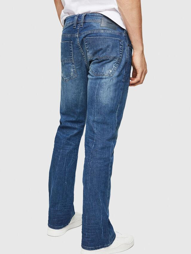 Diesel - Zatiny C84KY, Blu medio - Jeans - Image 2